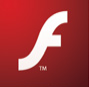 Flash logo.