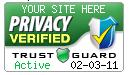 Sample privacy seal.